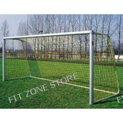 Bramka do piłki nożnej (przenośna aluminiowa) 5x2m 9407