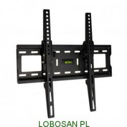 "UCHWYT DO TV LCD/LED/PLAZMA 26-42"" 50KG AR-37 ART reg. w pionie..."