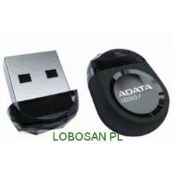 ADATA pamięć USB UD310 8GB USB 2.0  Czarny Klejnot...