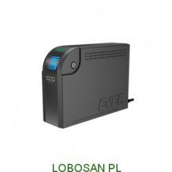 UPS EVER ECO LCD 500VA/300W OFFLINE,USB, filtr...