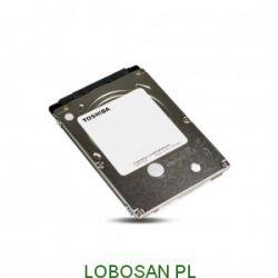 Dysk twardy Toshiba, 2.5'', 320GB, Serial ATA/300, 7200RPM, 16GB cache, 7mm...