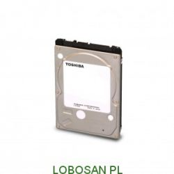 Dysk twardy Toshiba, 2.5'', 1TB, Serial ATA/300, 5400RPM, 8MB cache...