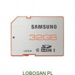 Samsung karta pamięci SDHC 32GB Class 10  Plus (transfer up to 48MB/s)...
