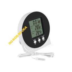 Elektroniczny termometr STACJA POGODY 172108 ZEGAR