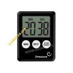 Minutnik - czarny 290308 stoper zegar czasomierz h
