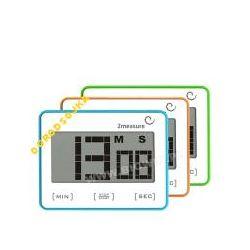 Minutnik  mix kolorów - dotykowe przyciski 290400