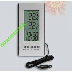 STACJA POGODY 170109 Termometr elektroniczny WYPRZ