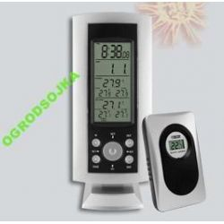stacja pogody termometr elektroniczny 178209 okazj