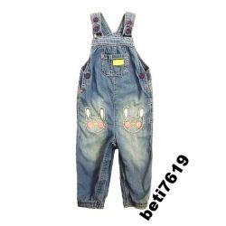 MARKS&SPENCER spodnie OGRODNICZKI cienkie r 74