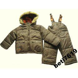 SALE % KOMBINEZON kurtka spodnie 92 98 narty