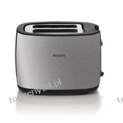TOSTER PHILIPS HD2628/20, 950W, INOX