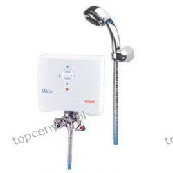 Ogrzewacz jednofazowy serii Oskar OP - 5 P, prysznicowy, Biawar