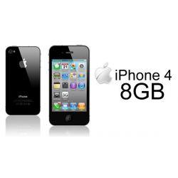 Dotykowy   iPhone 4 8GB GWARANCJA CZARNY HIT! ...