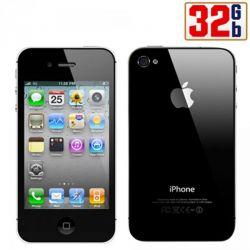Dotykowy   iPhone 4 32GB GWARANCJA CZARNY HIT! ...