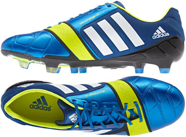 Buty piłkarskie ADIDAS Nitrocharge 1.0 FG + miCoach L44753