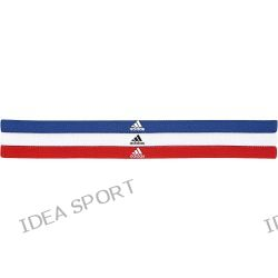 6b1b6ab5b Opaska na włosy głowę ADIDAS Sportbands 3szt F80789