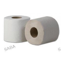 Papier toaletowy w rolce Grasant szary 25m 1 warstwowy (8 szt)