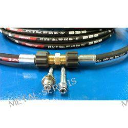 DN08 2ST 40 mb Przewód wąż do myjek ciśnieniowych KARCHER