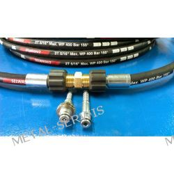 DN08 2ST 10 mb Przewód wąż do myjek ciśnieniowych KARCHER