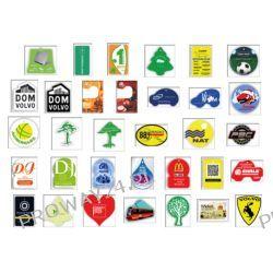 Zapachy samochodowe - WIELE WZORÓW I ZAPACHÓW - 100sztuk