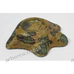 Żółw błotny nakrapiany - świecznik