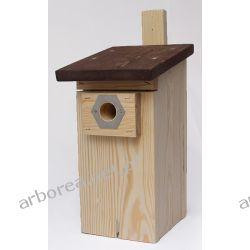 Budka lęgowa dla małych ptaków wróblowych - typ A