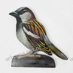 Wróbel - ptak do zawieszenia