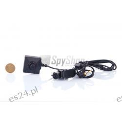 Minikamera CCD kamuflowana guzik/śrubka/pinhole (BU18)