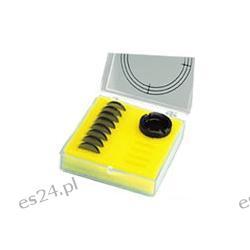 ANSCHUTZ/AHG Zestaw insertów plastikowych - szare 9722-U8