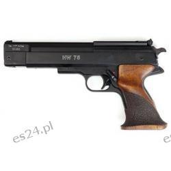 Wiatrówka - Pistolet Weihrauch HW75 Pozostałe
