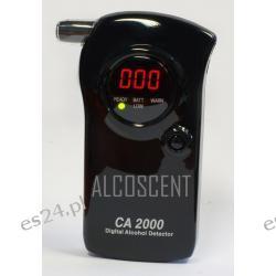 ALKOMAT CA 2000 BLACK + Kalibracja