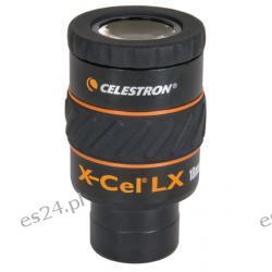 Okular Celestron X-Cel LX 18 mm Obiektywy