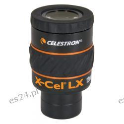 Okular Celestron X-Cel LX 12 mm Obiektywy