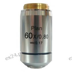 Obiektyw planachromatyczny 60x Evolution 300 Obiektywy