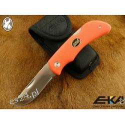 Nóż Eka składany Swede 8 pomarańczowy