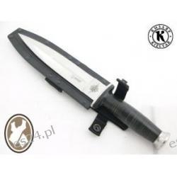Nóż Kizlyar KO-2 skóra