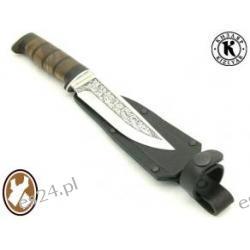 Nóż Kizlyar SH-5 drewno  Pozostałe