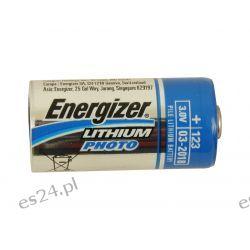 Bateria 3V CR123 Energizer Noktowizory