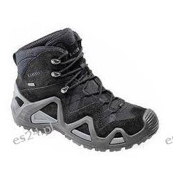 Buty wojskowe ZEPHYR Gtx MID TF Black