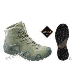 Obuwie wojskowe ZEPHYR Gtx MID TF Sage LOWA