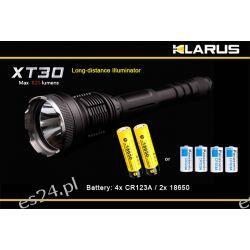Latarka KLARUS XT30 - 820 lumenów