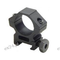 Montaż dwuczęściowy niski Leapers AccuShot 1''/22 mm (weaver)