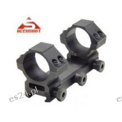 Montaż jednoczęściowy Leapers AccuShot średni 30/22 mm