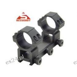 Montaż jednoczęściowy Leapers AccuShot wysoki 30/22 mm Weaver