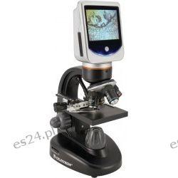 Mikroskop cyfrowy Celestron LCD Deluxe Pozostałe