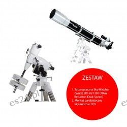 Zestaw Tuba optyczna Sky-Watcher (Synta) BK150/1200 OTAW Refraktor (Dual-Speed) + Montaż paralaktyczny Sky-Watcher EQ5