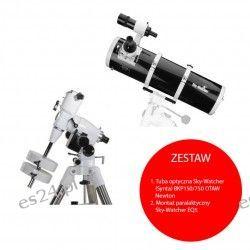 Zestaw Tuba optyczna Sky-Watcher (Synta) BKP150/750 OTAW Newton + Montaż paralaktyczny Sky-Watcher EQ5
