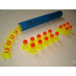 Lotki Speedminton Match w dużej tubie Tenis i pokrewne