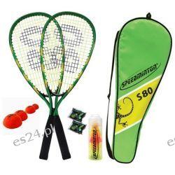 Zestaw Speedminton S80 Tenis i pokrewne