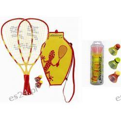 Promocyjny Zestaw Speedminton Junior Tenis i pokrewne